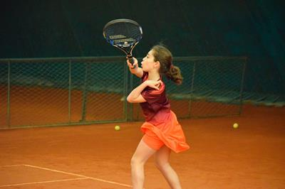 Cours enfants : l'école de tennis