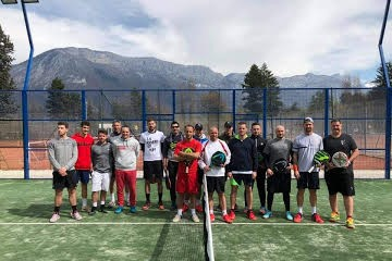 Annecy tennis club padel